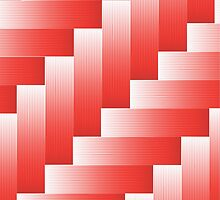 red parquet background by valeo5