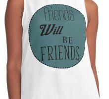 Friends (circle) Contrast Tank