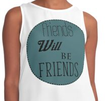 Friends (circle) Contrast Tank