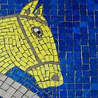 Tiled Horse © by Ethna Gillespie