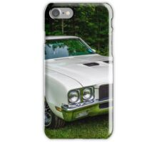1971 Buick Skylark GS iPhone Case/Skin