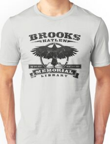 Brooks Memorial Library Unisex T-Shirt