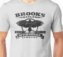 Brooks Memorial Library Unisex T-Shirt