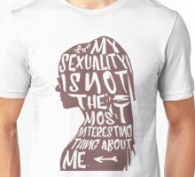 so you're bi? Unisex T-Shirt