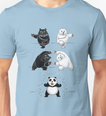 Dragon ball Z - Bear Panda fusion Unisex T-Shirt