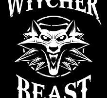 Beast Hunter by Creatiboom