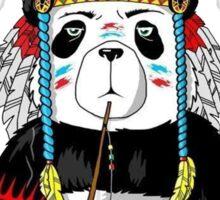 Panda-Indian Sticker