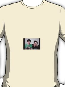 The Photobooth Challenge - Dan and Phil T-Shirt