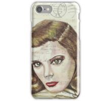 1940s Pin-up iPhone Case/Skin