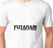 Futanari - Genitals in disguise. Unisex T-Shirt