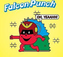 Falcon-Punch by UrLogicFails