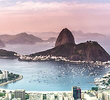 Rio De Janeiro by Anastasia E