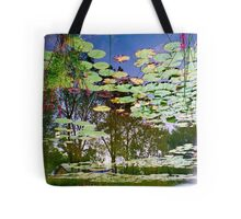 Ren's Fairy Pond Tote Bag