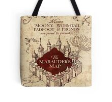 marauders brown Tote Bag