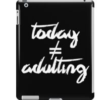 Forever Young [dark] iPad Case/Skin