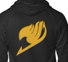 Fairy Tail (Yellow) Zipped Hoodie