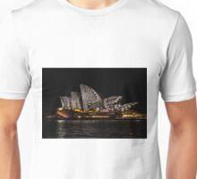 Sydney Vivid 2 Snakes Unisex T-Shirt