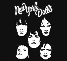 New York Dolls Kids Tee