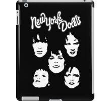 New York Dolls iPad Case/Skin