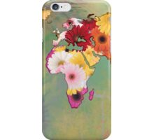 Life In Flowers iPhone Case/Skin