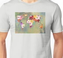 Life In Flowers Unisex T-Shirt