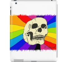 Skull Bow iPad Case/Skin