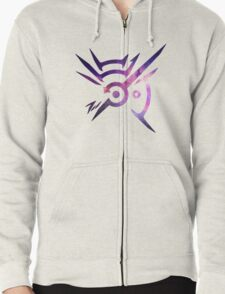 Dishonored Symbol (Galaxy) Zipped Hoodie