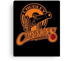 Chudley Cannons Canvas Print