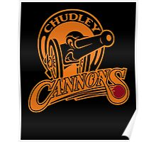 Chudley Cannons Poster