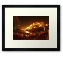 Amazing in Memphis Framed Print