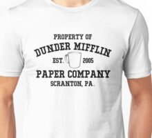 Dunder Mifflin - The Office Unisex T-Shirt