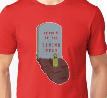 Re-fur-n of the Living Dead Unisex T-Shirt