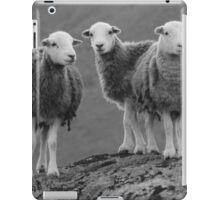 The Three Amigo's iPad Case/Skin