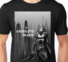 absolute black Unisex T-Shirt