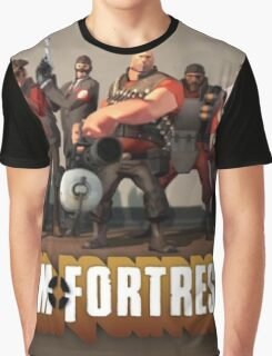 Team Fortress Classic Graphic T-Shirt