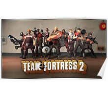 Team Fortress Classic Poster