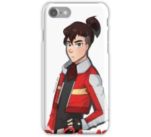 Voltron Keith – Red Paladin iPhone Case/Skin