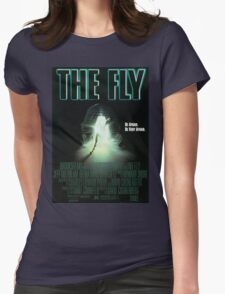 The Fly Poster Womens Fitted T-Shirt