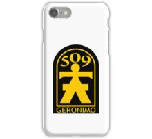 509th Airborne Infantry iPhone Case/Skin