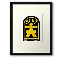 509th Airborne Infantry Framed Print