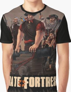 Pirate Fortress 2 Graphic T-Shirt
