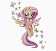 Fluttershy Sticker by Alidythera