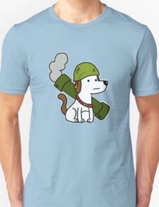 War Pup Unisex T-Shirt