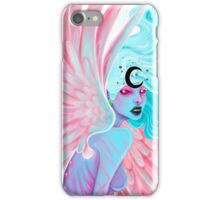 Faye, Angel of Corruption iPhone Case/Skin