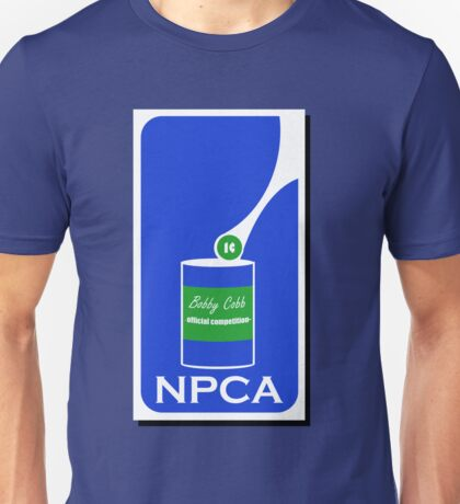 National Penny Can Association Unisex T-Shirt