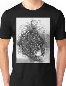 Looking Out Looking In Unisex T-Shirt