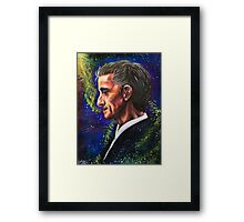 Doctor Who Regeneration Framed Print