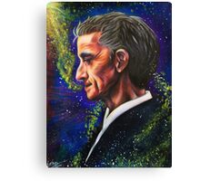 Doctor Who Regeneration Canvas Print