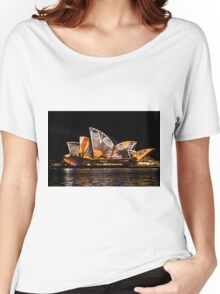 Sydney Vivid 8 Nulla Nulla Women's Relaxed Fit T-Shirt