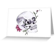 The Soul Remains Greeting Card